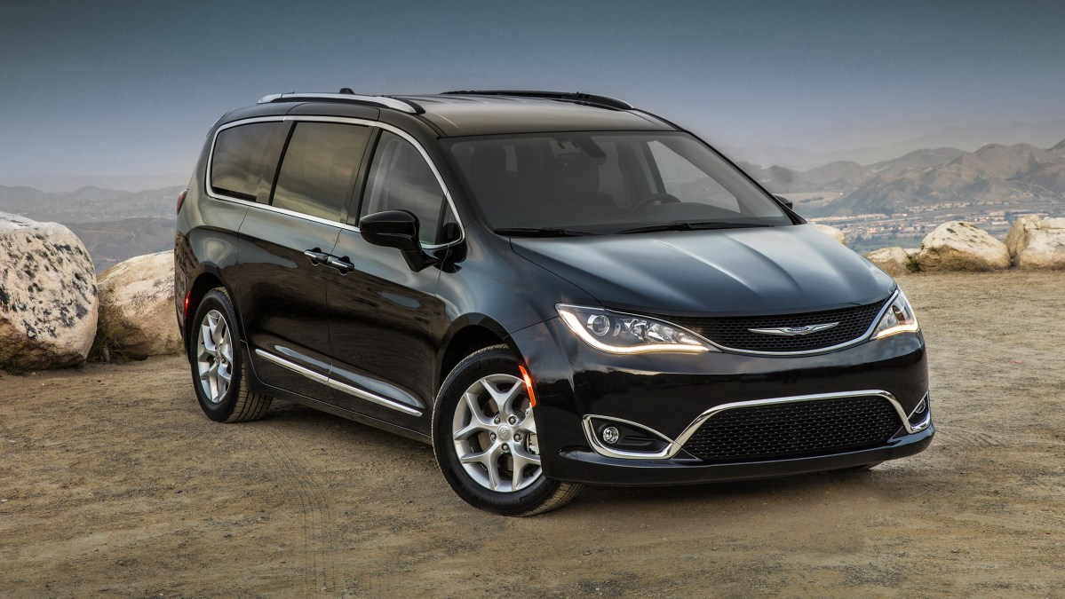 Is The Chrysler Pacifica Finally Getting An AWD Option?